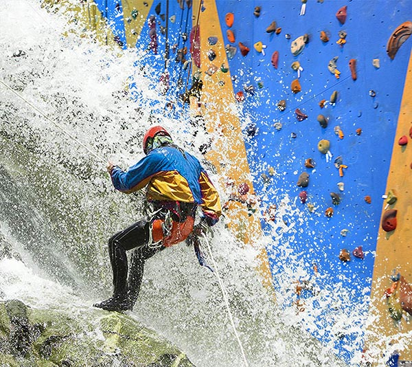 canyoning a la salle s